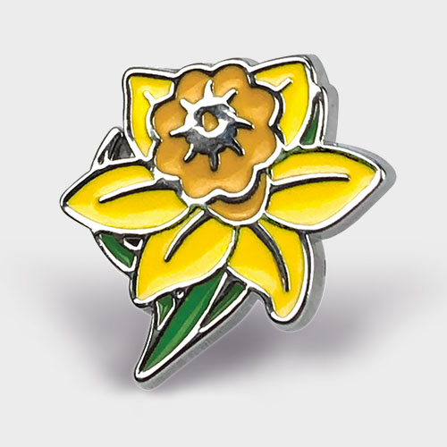 Picture of Daffodil Pin