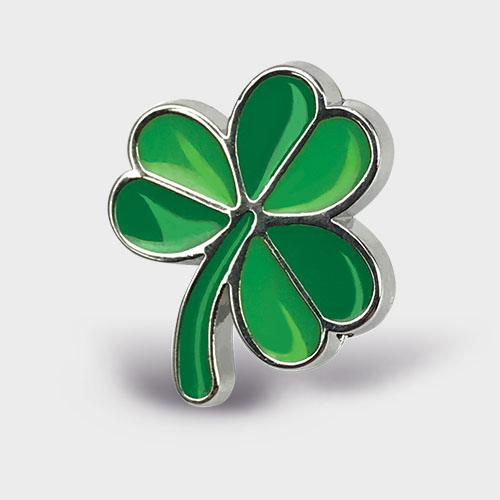 Picture of Shamrock Pin