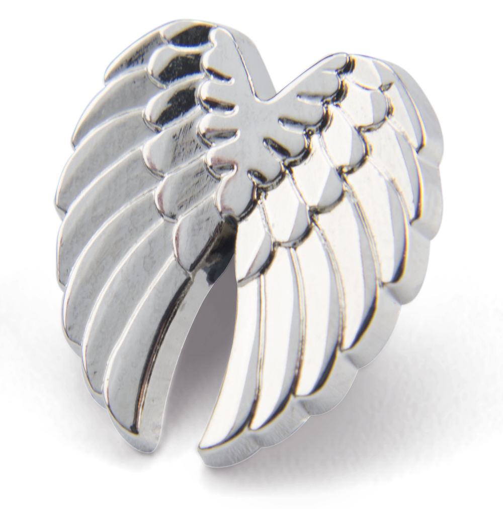 Angel Wings Pin