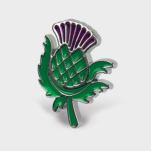 Picture of Thistle Pin